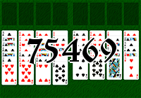 Solitaire №75469