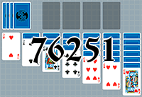 Solitaire №76251