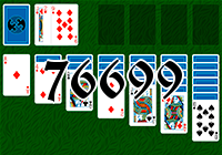 Solitaire №76699