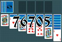 Solitaire №76705