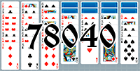 Solitaire №78040