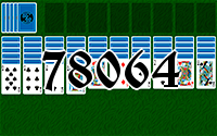 Solitaire №78064