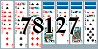 Solitaire №78127