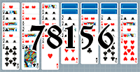 Solitaire №78156