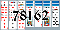 Solitaire №78162