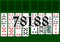 Solitaire №78188
