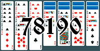 Solitaire №78190