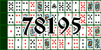 Solitaire №78195