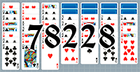 Solitaire №78228