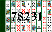 Solitaire №78231