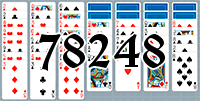 Solitaire №78248