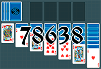 Solitaire №78638