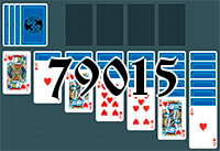 Solitaire №79015