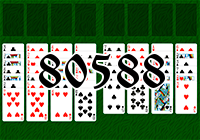 Solitaire №80588