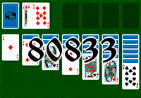 Solitaire №80833