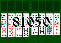 Solitaire №81050
