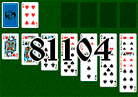 Solitaire №81104