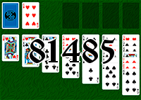 Solitaire №81485