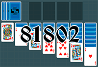 Solitaire №81802