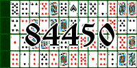 Solitaire №84450