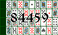 Solitaire №84459