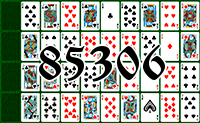 Solitaire №85306