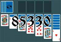 Solitaire №85330