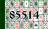 Solitaire №85514