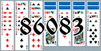 Solitaire №86083