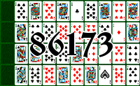 Solitaire №86173