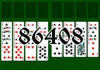 Solitaire №86408
