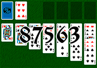 Solitaire №87563