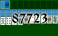 Solitaire №87723