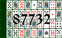 Solitaire №87732