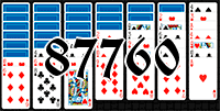 Solitaire №87760