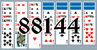 Solitaire №88144
