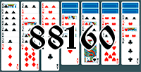 Solitaire №88160