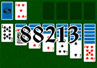 Solitaire №88213