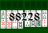 Solitaire №88228
