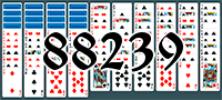 Solitaire №88239