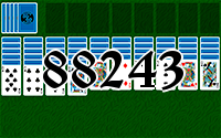 Solitaire №88243