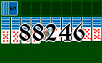Solitaire №88246