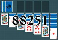 Solitaire №88251