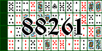 Solitaire №88261