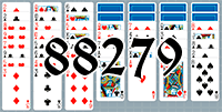 Solitaire №88279