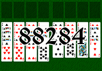 Solitaire №88284