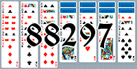 Solitaire №88297