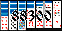 Solitaire №88300