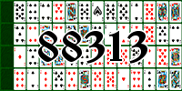 Solitaire №88313