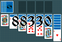 Solitaire №88330